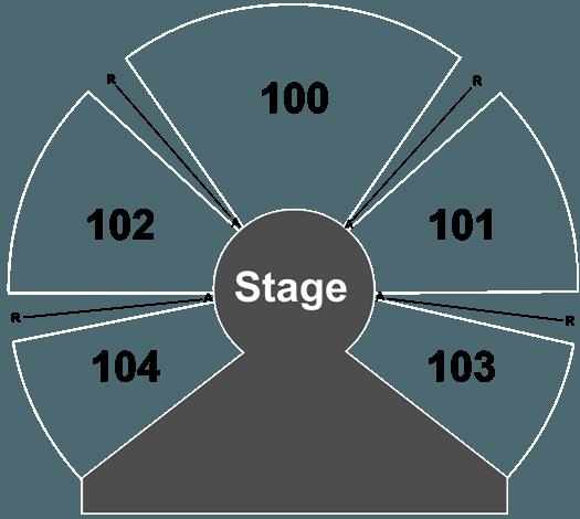 Cirque du Soleil - Apollo 11 at Rose Bowl Stadium