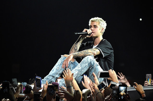 Justin Bieber [CANCELLED] at Rose Bowl Stadium
