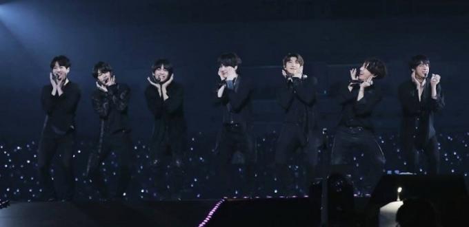 BTS - Bangtan Boys at Rose Bowl Stadium