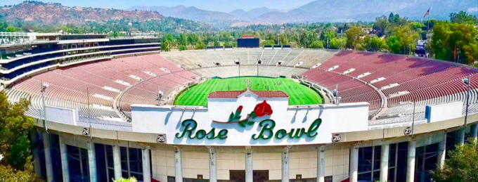 Rose Bowl at Rose Bowl Stadium
